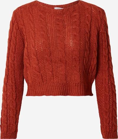 Hailys Pullover 'Lisa' in karamell, Produktansicht