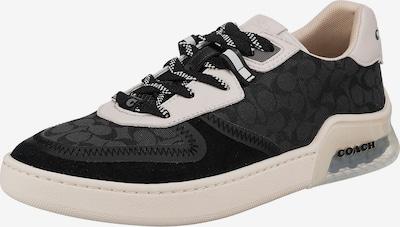 COACH Sneaker in nude / schwarz, Produktansicht