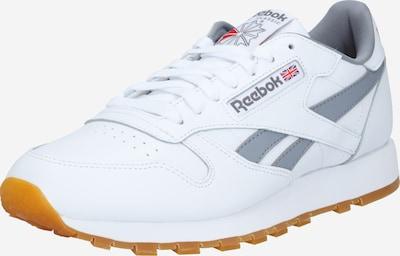 fehér Reebok Classic Rövid szárú edzőcipők, Termék nézet