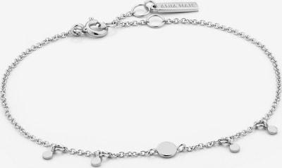 ANIA HAIE Armband  'Geometry Drop Disc Bracelet ' in silber, Produktansicht
