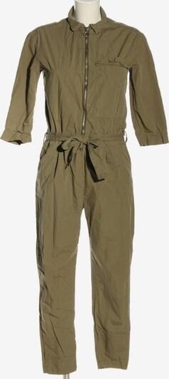 Bershka Jumpsuit in XS in khaki, Produktansicht