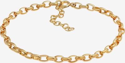 Nenalina Armband Basic Armband, Charmträger in gold, Produktansicht
