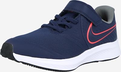 NIKE Sportovní boty - námořnická modř / červená, Produkt