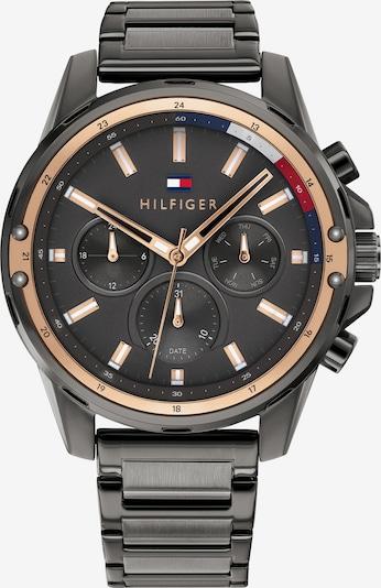 TOMMY HILFIGER Analógové hodinky 'Mason' - antracitová, Produkt
