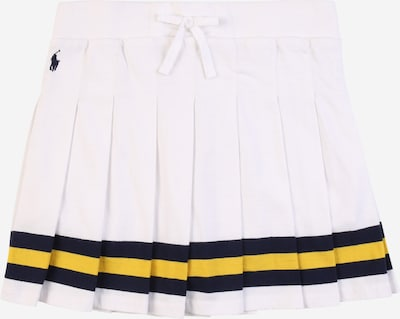 POLO RALPH LAUREN Skirt in navy / yellow / white, Item view