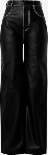 LeGer by Lena Gercke Lederhose 'Mia' in schwarz, Produktansicht