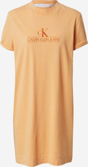 Calvin Klein Jeans Kleid 'ARCHIVES' in orange / dunkelorange, Produktansicht