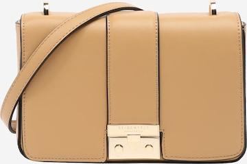 Seidenfelt Manufaktur Tasche 'Tuna' in Beige