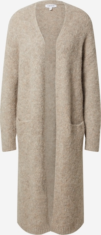 Manteau en tricot 'Caesar' EDITED en marron