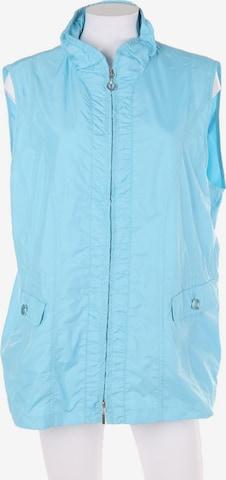 GERRY WEBER Vest in XXXL in Blue
