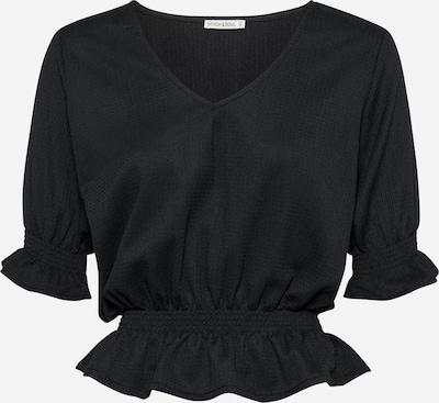 Stitch and Soul Блуза в черно, Преглед на продукта