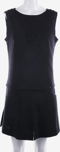 CHANEL Kleid in M in schwarz, Produktansicht