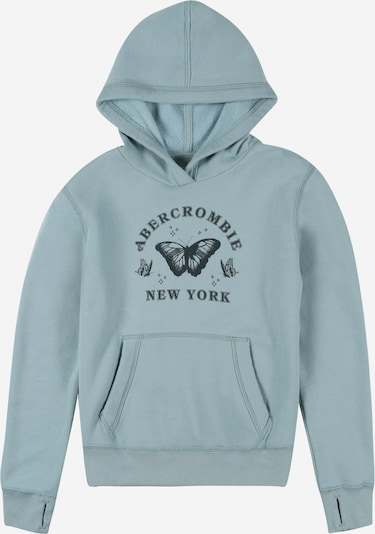 Abercrombie & Fitch Sudadera en azul / negro, Vista del producto