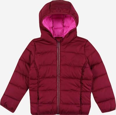 s.Oliver Winterjacke in pink / rotviolett, Produktansicht