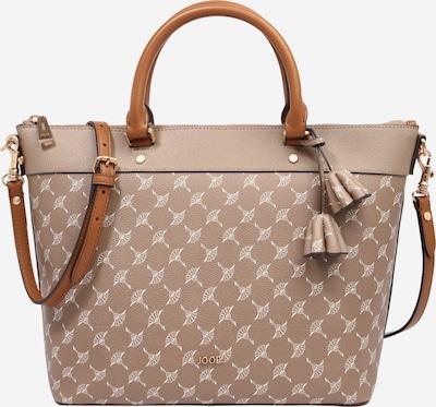 JOOP! Handbag 'Cortina Thoosa' in Light beige / Brown / White, Item view