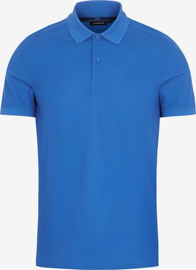 J.Lindeberg Poloshirt 'Troy' in royalblau, Produktansicht