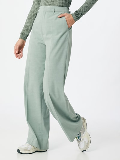Kelnės 'Amali' iš Gestuz , spalva - pilka, Modelio vaizdas