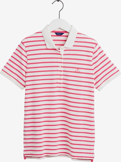 GANT Shirt in pink / weiß, Produktansicht