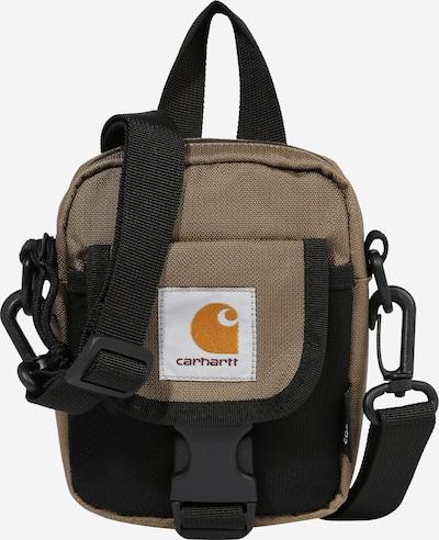 Carhartt WIP Tasche 'Delta' in hellgelb / schwarz, Produktansicht