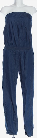 Sisley Langer Jumpsuit in M in blau, Produktansicht