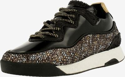 Rehab Sneaker ' ALEXA FANTA ' in gold / schwarz, Produktansicht