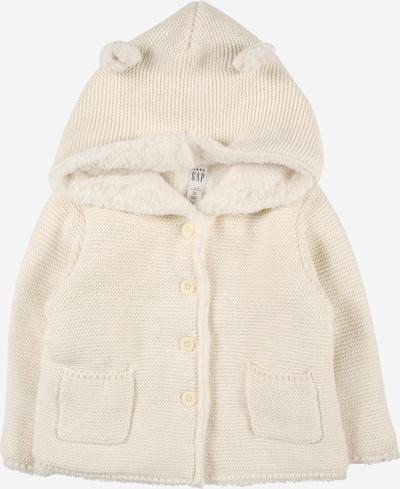 GAP Gebreid vest in de kleur Offwhite, Productweergave