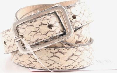 Hüftgold Belt in XS-XL in Cream / Brown, Item view