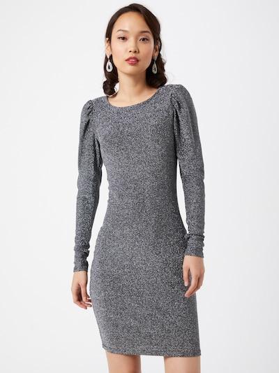 Dorothy Perkins Kleid in schwarz / silber, Modelansicht
