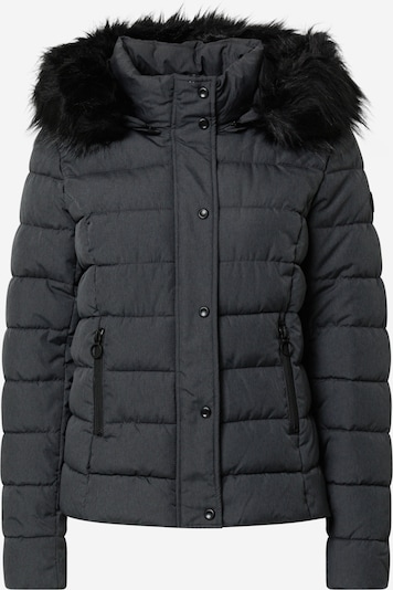 ONLY Zimska jakna | temno siva barva, Prikaz izdelka