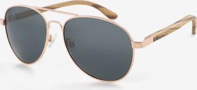 Wave Hawaii Sonnenbrille ' Trucka ' in beige, Produktansicht