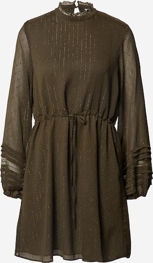 VILA Kleid 'DOLLA' in gold / oliv, Produktansicht