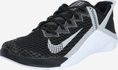 NIKE Sportschoen 'Metcon 6 FlyEase' in de kleur Zwart / Wit, Productweergave