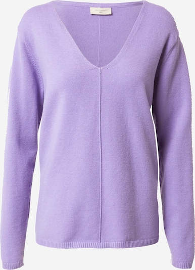 Freequent Pullover 'Laura' in lila, Produktansicht
