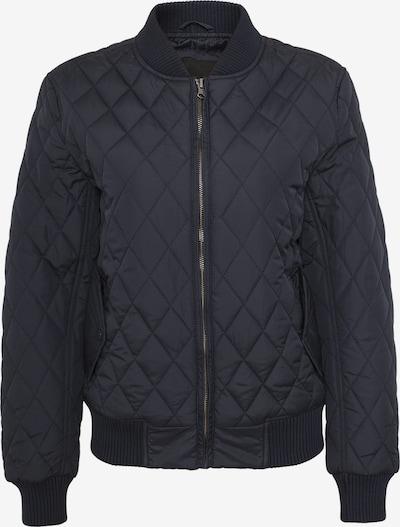 Urban Classics Jacke 'Diamond Quilt' in navy, Produktansicht