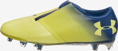 UNDER ARMOUR Fußballschuh in gelb, Produktansicht