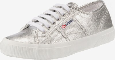 SUPERGA Sneaker in silber, Produktansicht
