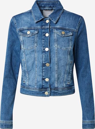 Rich & Royal Tussenjas in de kleur Blauw denim, Productweergave