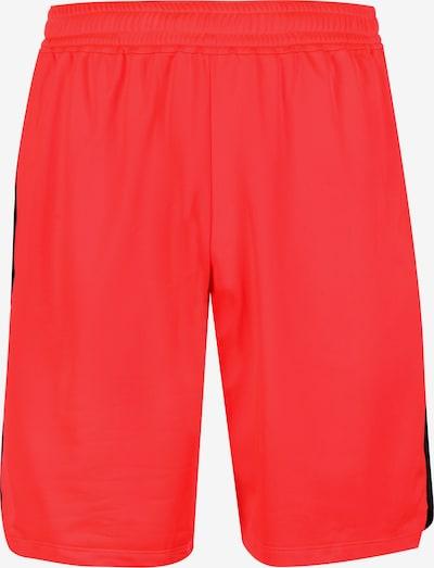 UNDER ARMOUR Pantalon de sport 'HeatGear MK-1' en rouge, Vue avec produit