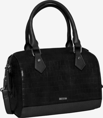 RIEKER Handtasche in Schwarz