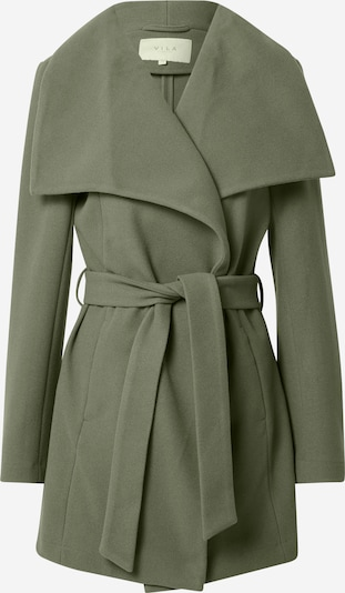 Palton de primăvară-toamnă 'Pukti' VILA pe kaki, Vizualizare produs