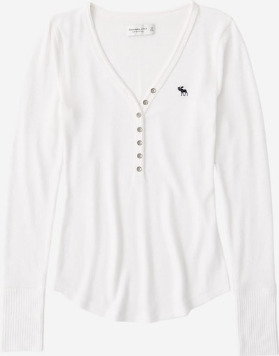 Abercrombie & Fitch Shirt in de kleur Wit, Productweergave