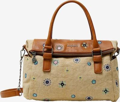 Desigual Handtasche 'July' in beige / braun / mischfarben, Produktansicht