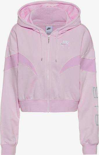 Nike Sportswear Sweatjacke 'NSW Air' in altrosa / dunkelpink, Produktansicht