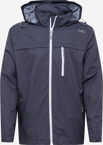 CMP Jacke in Grau