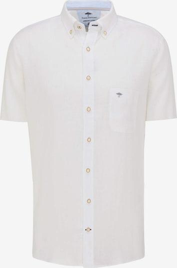 FYNCH-HATTON Kurzarm Freizeithemd in weiß, Produktansicht