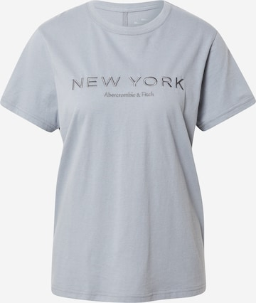 Abercrombie & Fitch Shirt in Blau