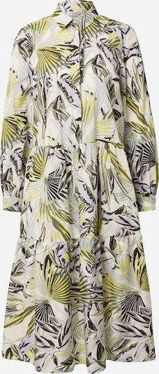 Emily Van Den Bergh Shirt dress in Azure / Yellow / Khaki / Black / White, Item view