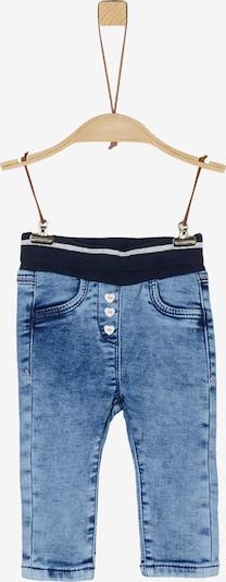 s.Oliver Jeans in blau, Produktansicht