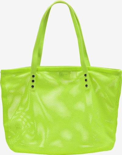 myMo ATHLSR Shopper in kiwi, Produktansicht