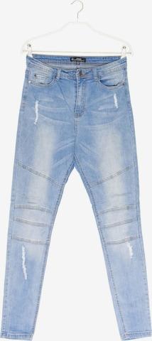 Missguided Skinny-Jeans in 29 in Blau